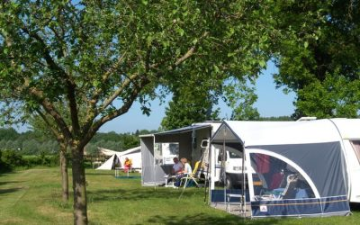 Camping open vakantie Achterhoek mini natuur